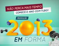 Esporte120 - Campanha de início de ano