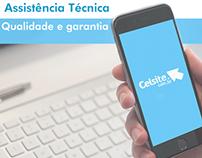 Facebook/Celsite/identidadevisual