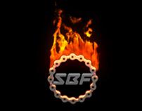 Logo 3D Super Biker Fest 2016