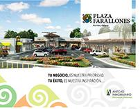 Díptico Plaza Farallones