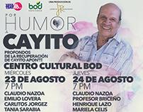Por Humor a Cayito Poster