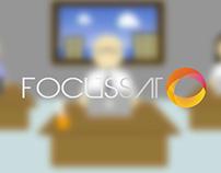 Video Institucional FocusSat