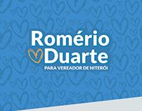 Vereador Romério Duarte