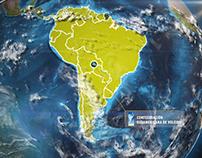 Confederación Sudamericana de Voley - Apertura Congreso