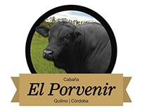 Logotipo Cabaña El Porvenir
