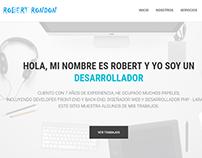 ROBERT RONDON