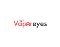 My Vapor Eyes. Responsive Design Image.