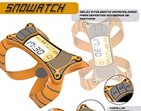 Smartwatch for Snow