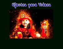 Efectos para Videos