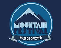 Mountain Festival Pico de Orizaba [Campaña Visual]