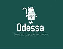 Odessa, Aplicación Experimental con Armonías Cromáticas