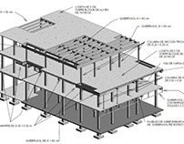 Proyecto de Remodelación Posada (imágenes muestras)