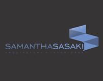 Samantha Sasaki - Logotipia + IVC