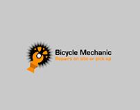 Logo Bicicle Mechanic