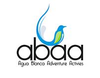 BRANDING - Agua Blanca Adventure Activies