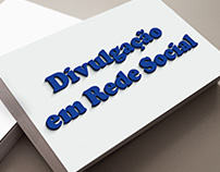 Divulgação em Rede Social