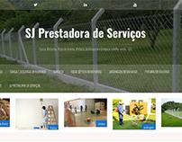 CRIAÇÃO E GESTÃO SITE SJ PRESTADORA DE SERVIÇOS