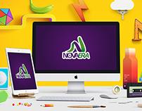 Conceito Logotipo - Nova Era