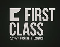 First Class [Logo Design]