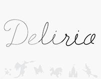 Font Delirio
