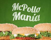 McPollo Manía - McDonald's