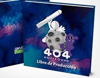 Libro de Producción - 404 Not Found