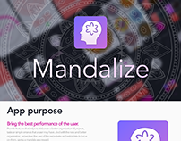 iOS App - Mandalize