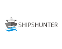 Shipshunter Logo Design