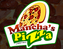 Mancha's Pizza • Redes Sociales