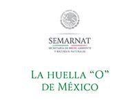 """Huella """"O"""" de México"""