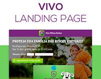 Vivo - Landing Page