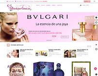 Online store Mundoperfume.es