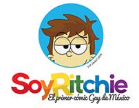 Desarrollo Sitio Web: SoyRitchie