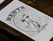 Kenya logo design