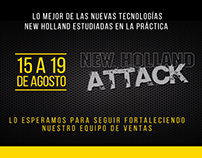 E-mail marketing New Holland Attack