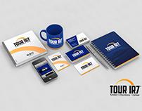 Imágen y branding para Tour IR7