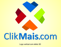 Logomarca do Guia comercial ClikMais.com