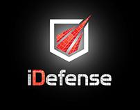Logo - iDefense Firewell