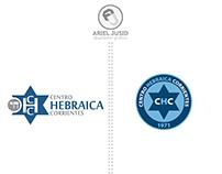 Badge Redesign - Centro Hebraica Corrientes