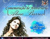 Banner Aline Barros