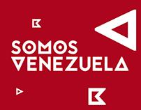 Somos Venezuela. CD.