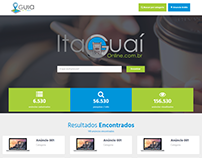 Layout Itaguaí Online