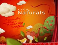 Avon Naturals // Maçã do Amor