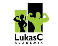 Logomarca LukasC Academia
