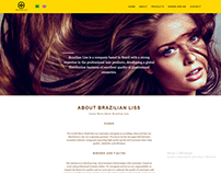 Brazilian Liss - Web Site