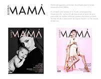 Estilo Mamá logo - Propuestas de Portada- Editoriales