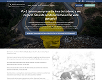Site para Marketing Turismo
