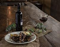 Eucaliptos restaurante / food photography