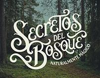 Visual identity | Secretos del Bosque