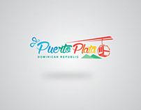 Logo Puerto Plata: marca Ciudad, Propuesta